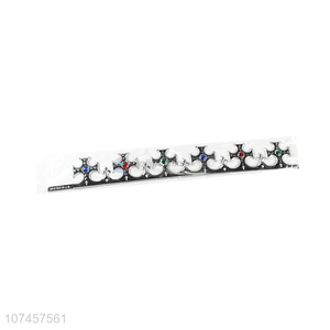 High Sales Rhinestone Crown Hair Accessories Fashion Tiaras For Sale