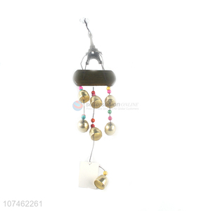 Suitable price hanging ornaments iron tower wind chimes creative windbell
