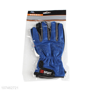 Good  Quality Comfortable Sunscreen Non Slip Fishing Gloves