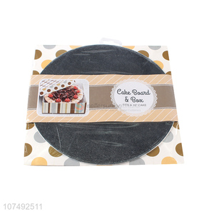 Cheap And Good Quality Cake Board & Packaging Cake Box