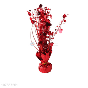 Best Price Red Festival Decoration Ornaments Wholesale