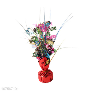 Delicate Design Colorful Decoration For Festival And Party