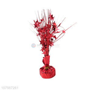 Fashion Design Red Festival Decoration Ornaments