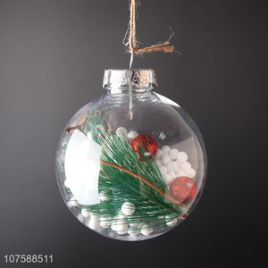 Unique Design Fashion Christmas Ball For Christmas Decoration
