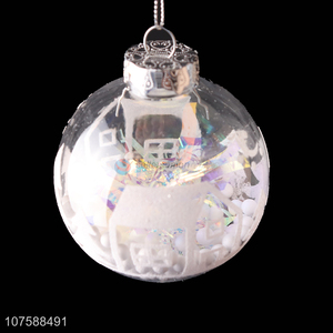 Top Quality Fashion Christmas Ball For Christmas Decoration