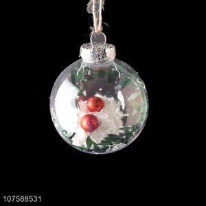 Best Quality Fashion Christmas Ball For Christmas Decoration
