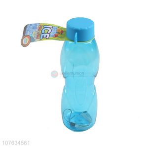 New arrival plastic ice bottle plastic water bottle 1000ml