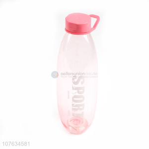 Promotional cheap plastic water bottle outdoor sports bottle