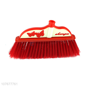 Good Price Butterfly Pattern Plastic Broom Head Cleaning Brush