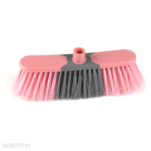 Wholesale Household Floor Cleaning Plastic Broom Head