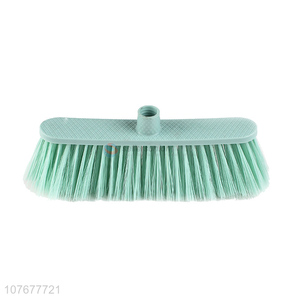 Top Quality Plastic Brush Colorful Plastic Broom Head