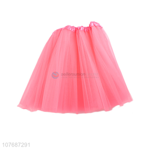 Popular design women short skirt yarn skirt for party