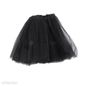 Good sale gauzy skirt ballet skirt for women