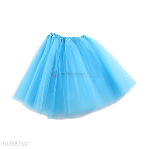 Promptional comfortable women dancewear ballet tutu skirt dress