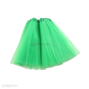 Latest arrival women tutu dress princess gauzy skirt
