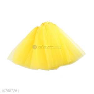 Hot sale tutu skirt dance skirt for ladies