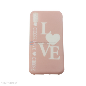 New Arrival Pink Phone Case Cell Phone Covers Iphone Case