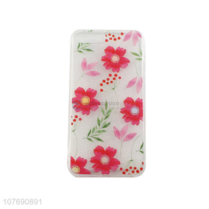 Good Price Colorful Flower Pattern Phone Cases Cheap Mobile Phone Cover