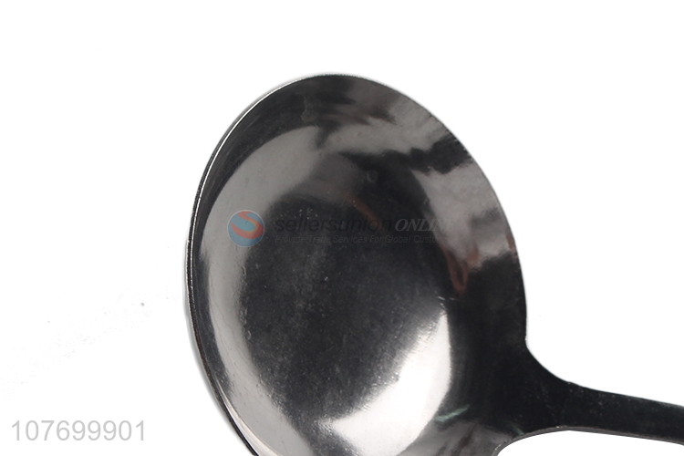 New product cheap price stainless steel cutlery spoon