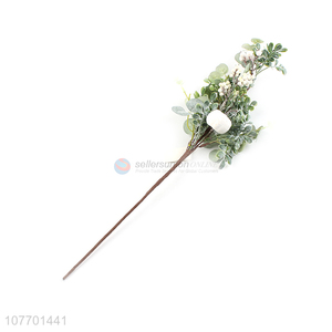 Factory direct sale aritificial branch fake branchlet Christmas twig