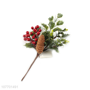 High quality Christmas picks and sprays Christmas twig for decoration