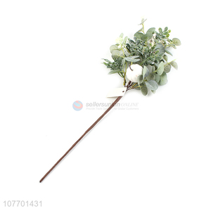 Hot selling holiday decorations Christmas twigs artificial sprig