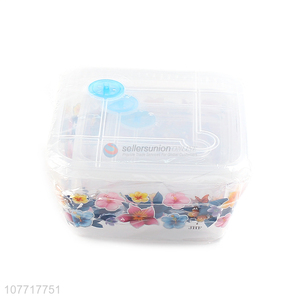 China factory food container leak proof lunch preservation box