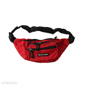 China factory water proof fanny pack sport waist bag