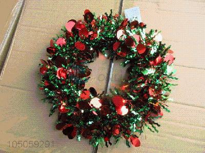 Contracted Design 24CM Christmas Flower Lei