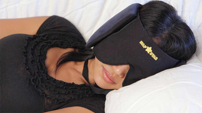 Using A Sleep Mask When You Sleep